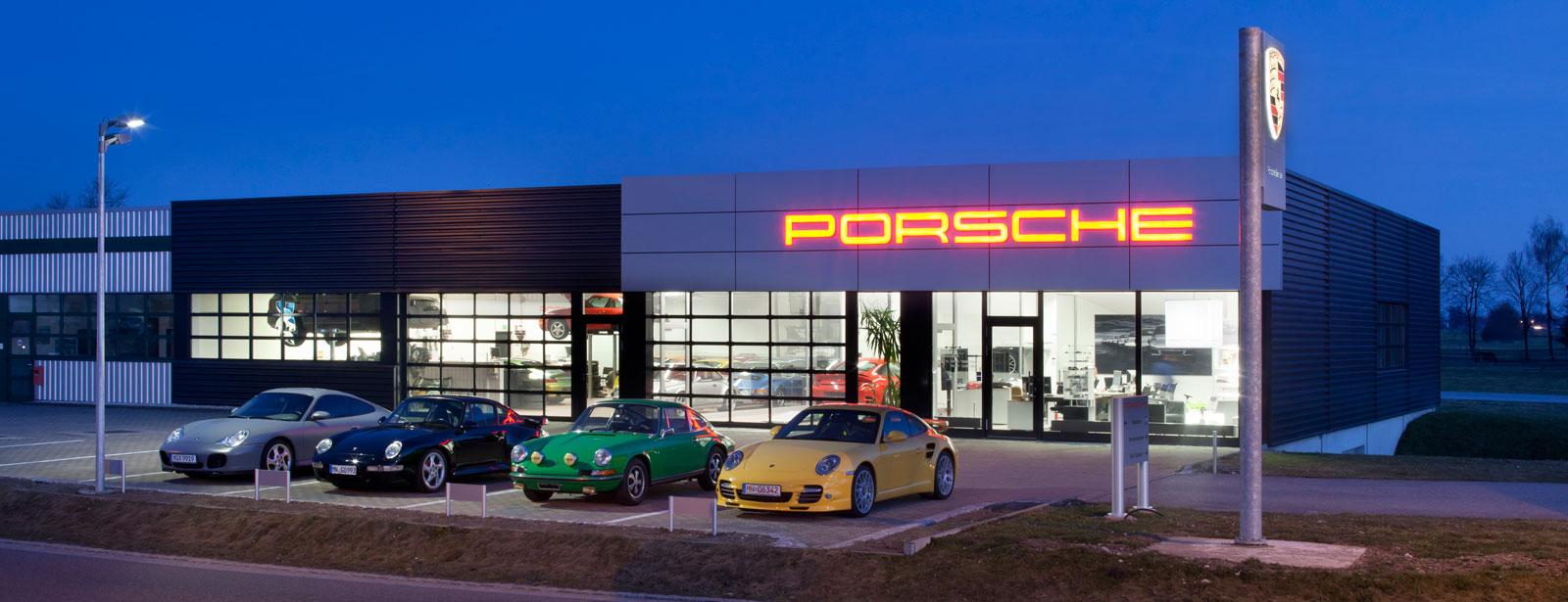 Porsche Zentrum Pfaffenhausen